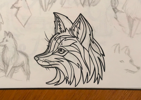 Fox-thick-line
